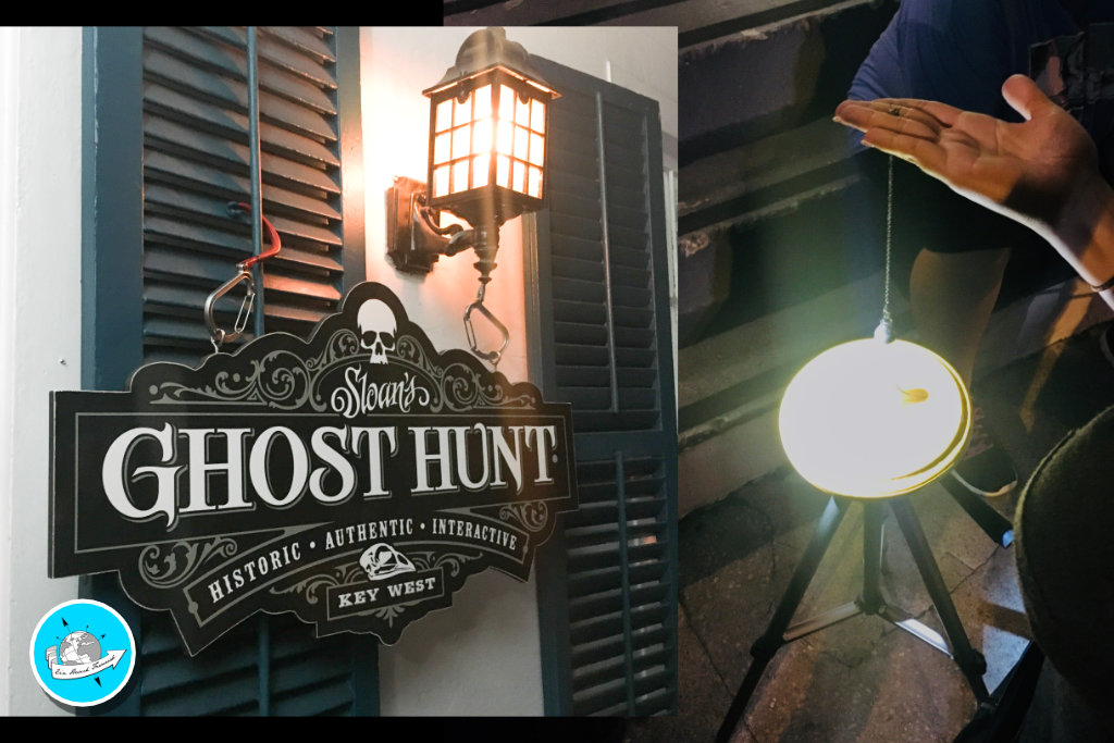 Geisterjagdt in Key West - Ghosttour
